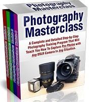 Photography Masterclass