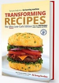 Transforming Recipes Ultra-Low Carb Edition