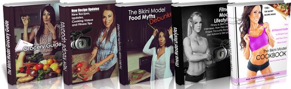 The Bikini Model Cookbook
